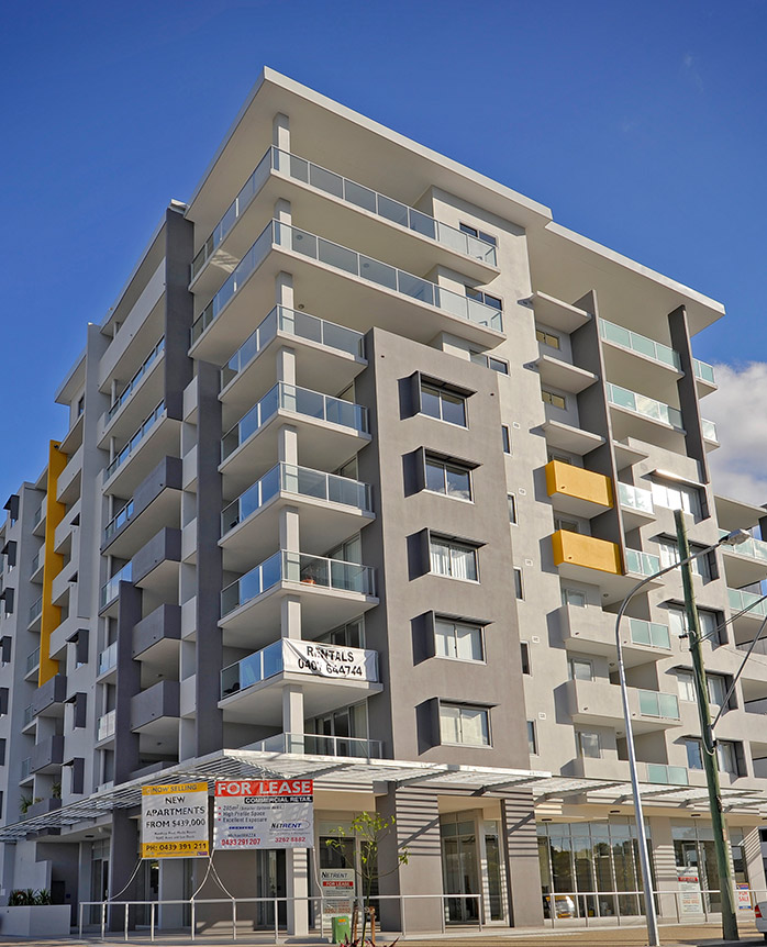 HQ Apartments, Chermside