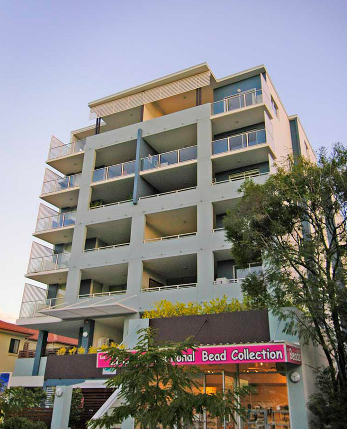 The Link Apartments, Indooroopilly