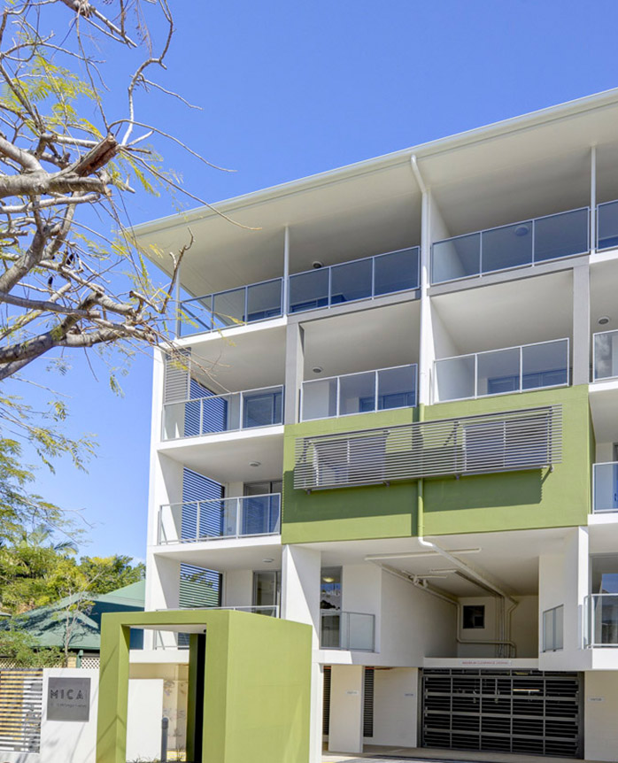 MICA Apartments, Lutwyche