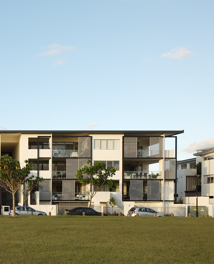 Quartz Apartments, Bulimba