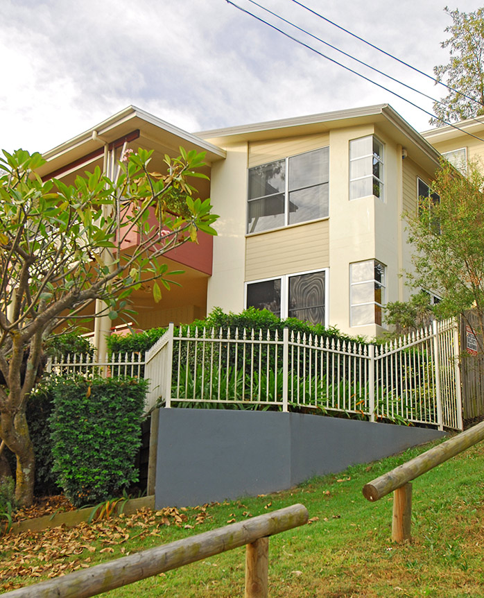 River Edge Apartments, Dutton Park
