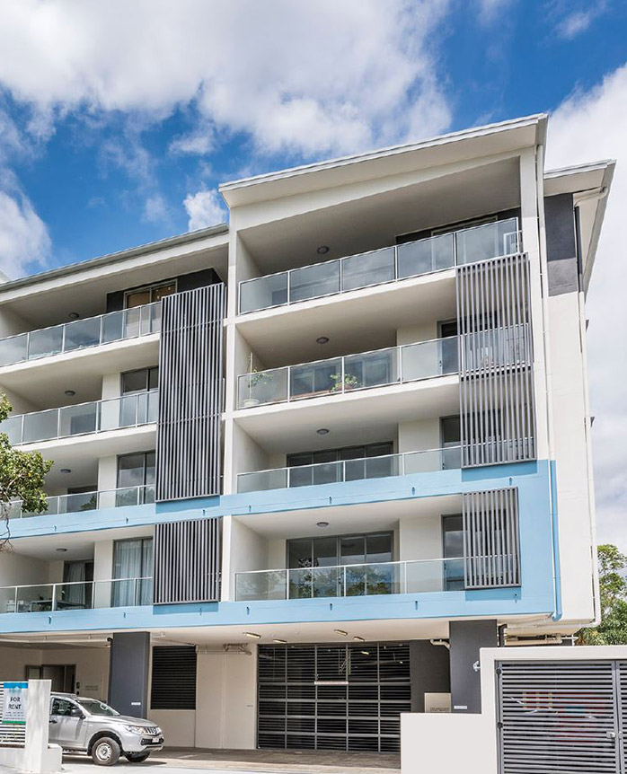 Vélo Apartments, Lutwyche